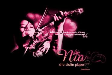 Web Nia Violinist - http://www.nia-violinist.com/
